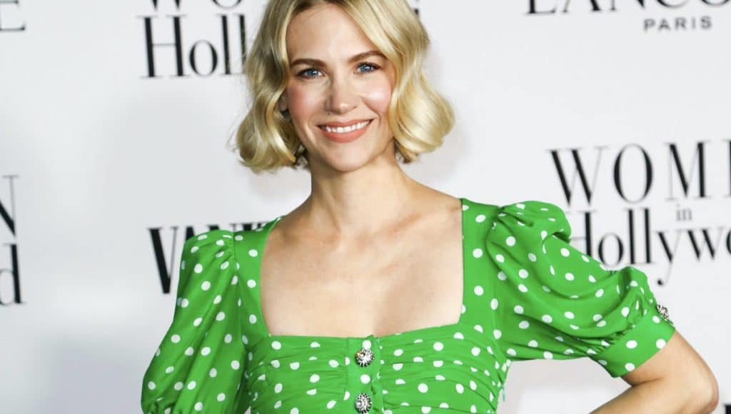 10 Exciting Truths Revealed About January Jones 1