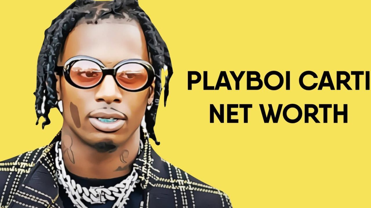 Playboi Carti Net Worth And Earnings In 2020