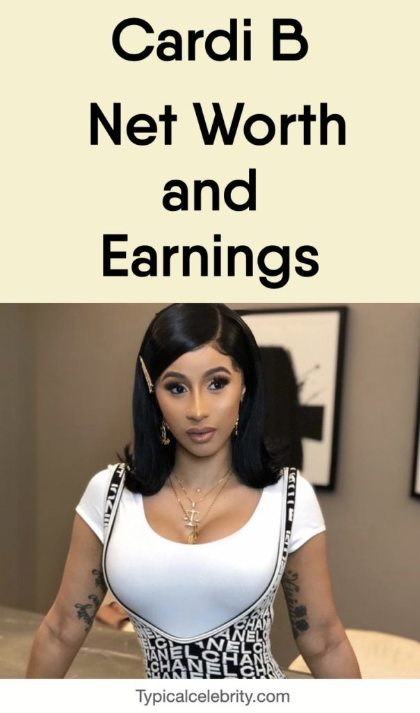 Cardi B Net Worth And Earnings In 2020 1