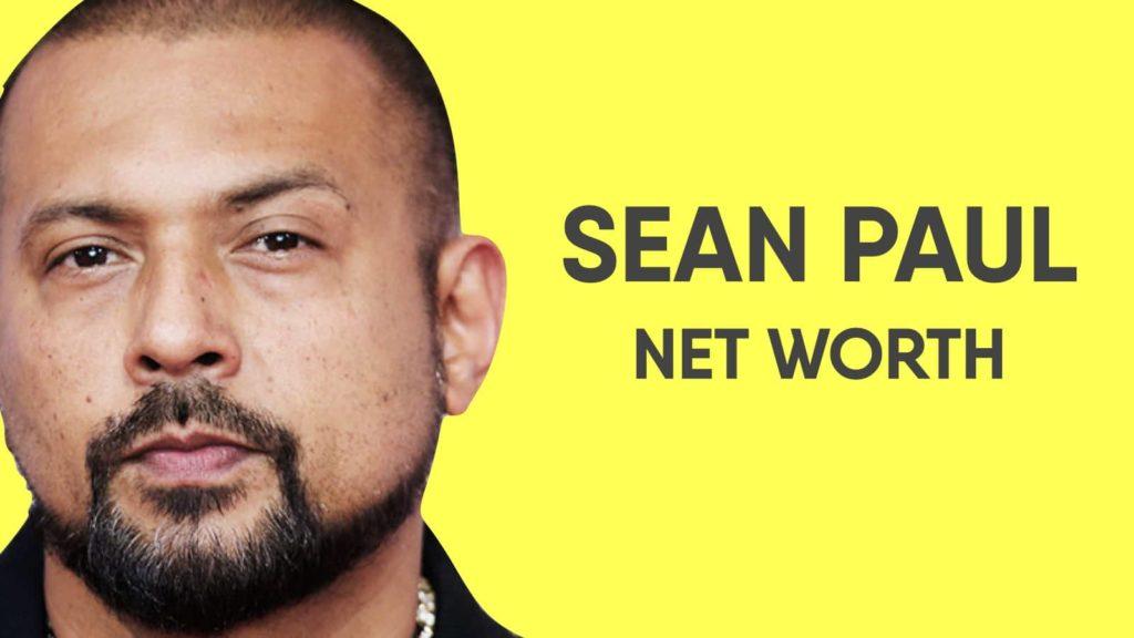 Sean Paul Net Worth