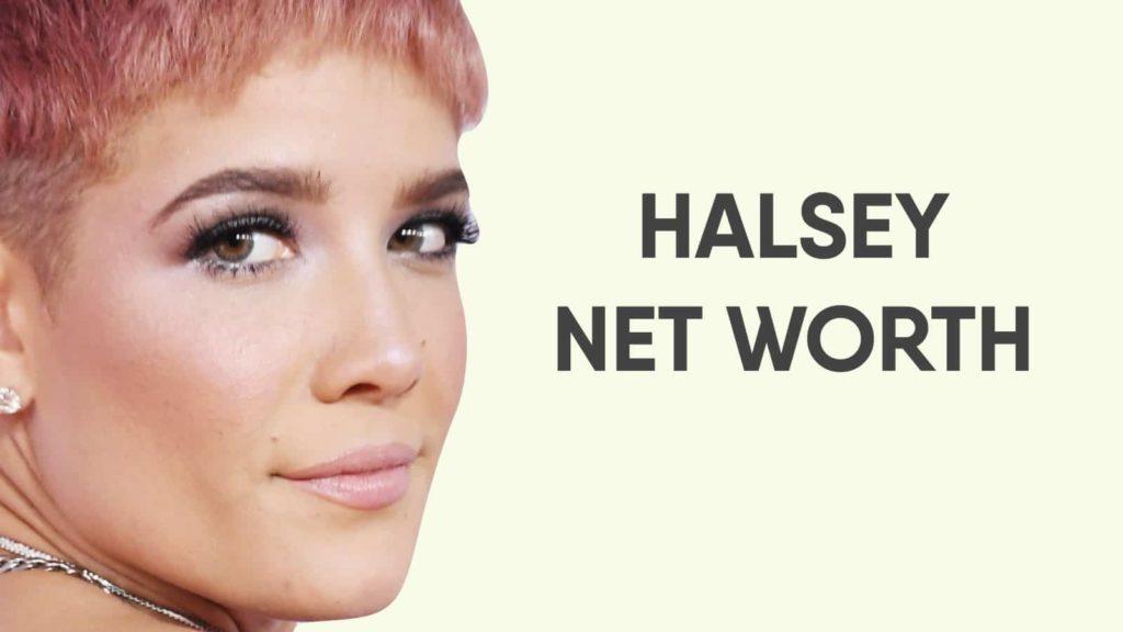 Halsey Net Worth
