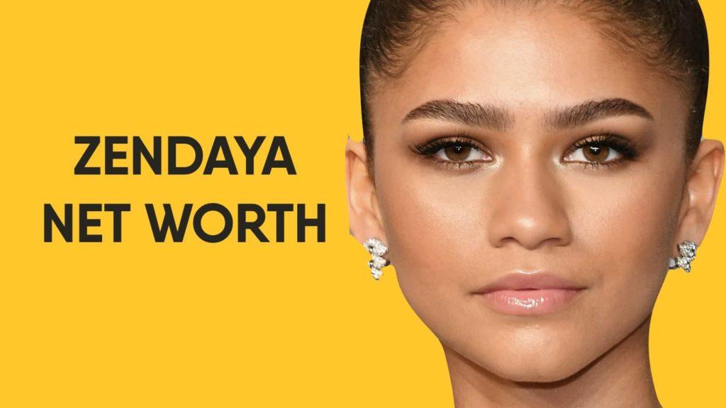 Zendaya Net Worth