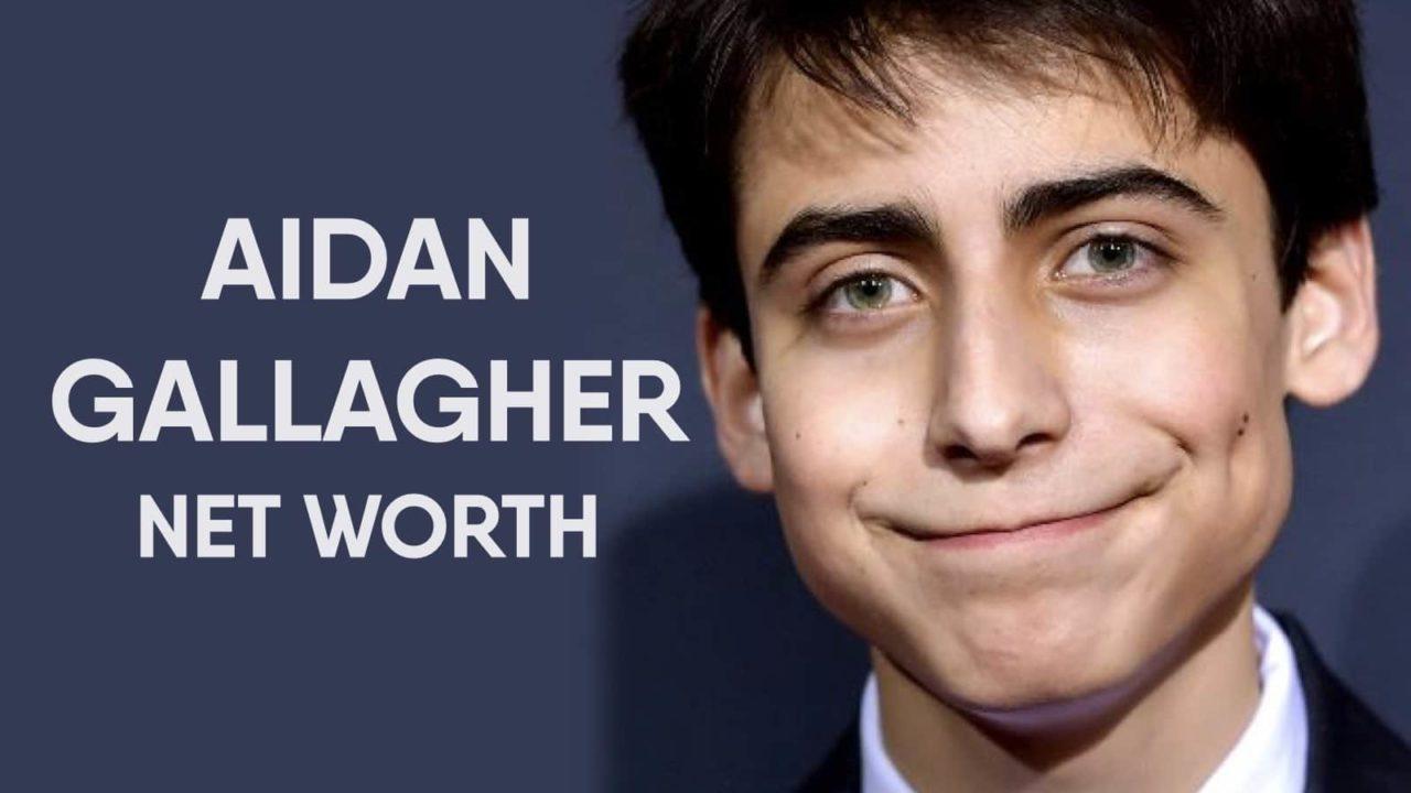 Aidan Gallagher Net Worth