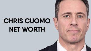 Chris Cuomo Net Worth