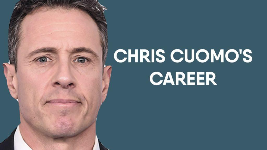 Chris Cuomo'S Career