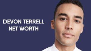 Devon Terrell Net Worth