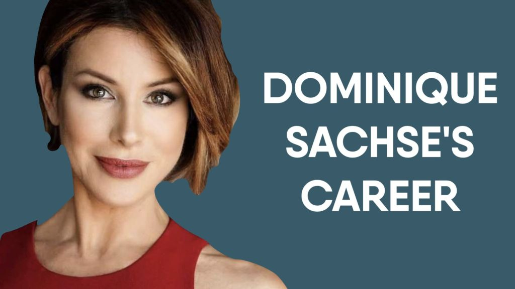 Dominique Sachse'S Career