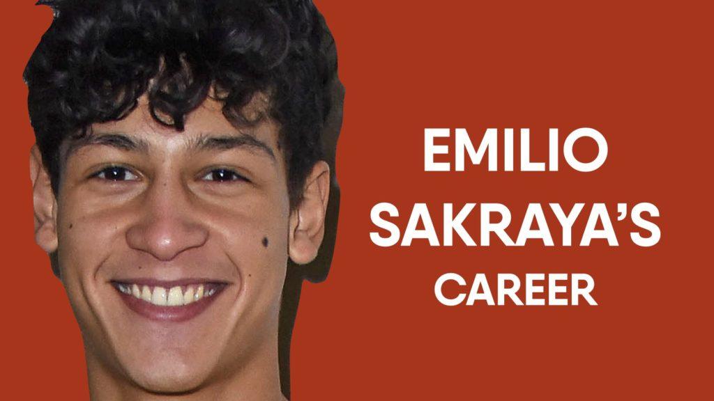 Emilio Sakraya