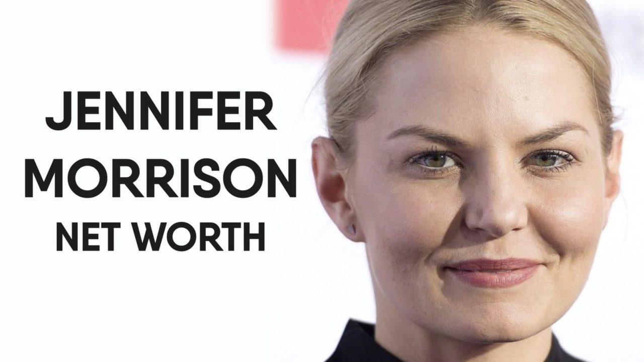 Jennifer Morrison Net Worth