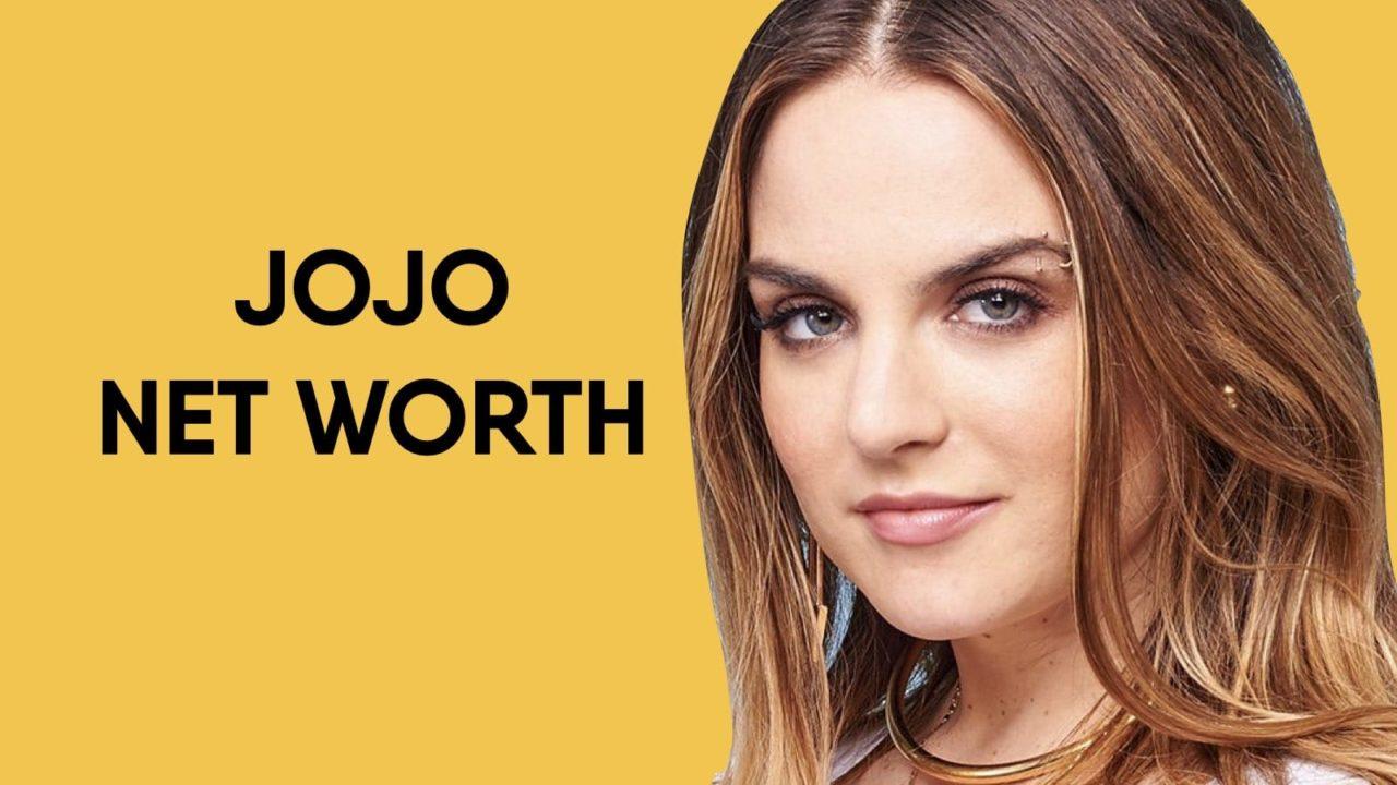 Jojo Net Worth