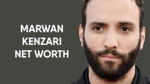 Marwan Kenzari Net Worth