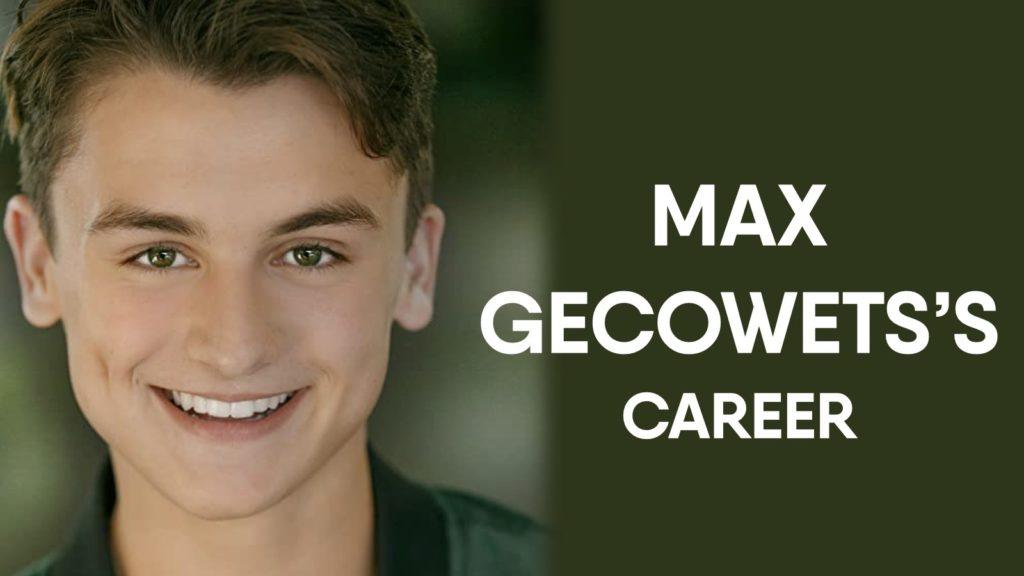 Max Gecowets