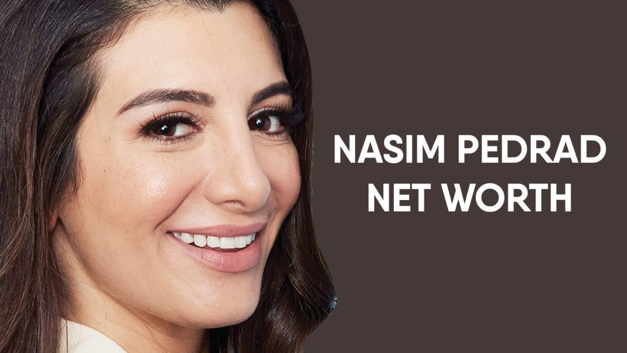 Nasim Pedrad Net Worth