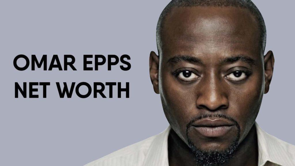 Omar Epps Net Worth