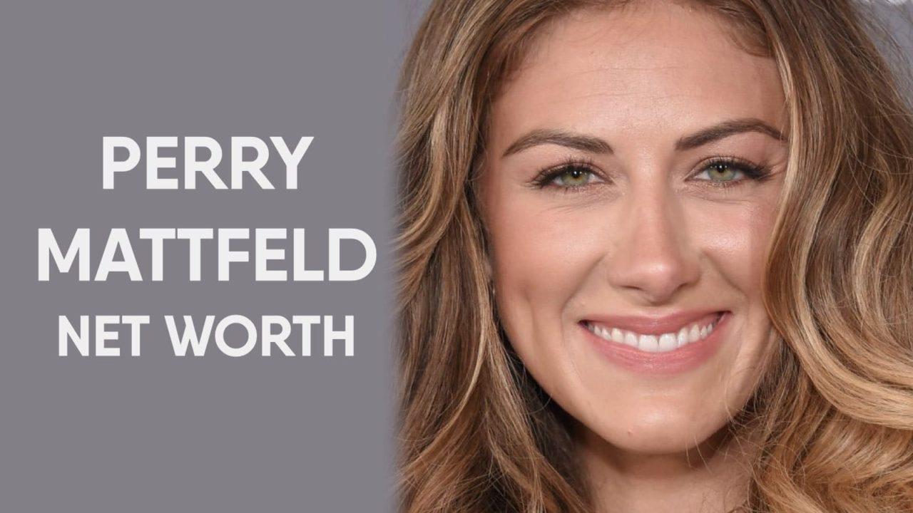 Perry Mattfeld Net Worth