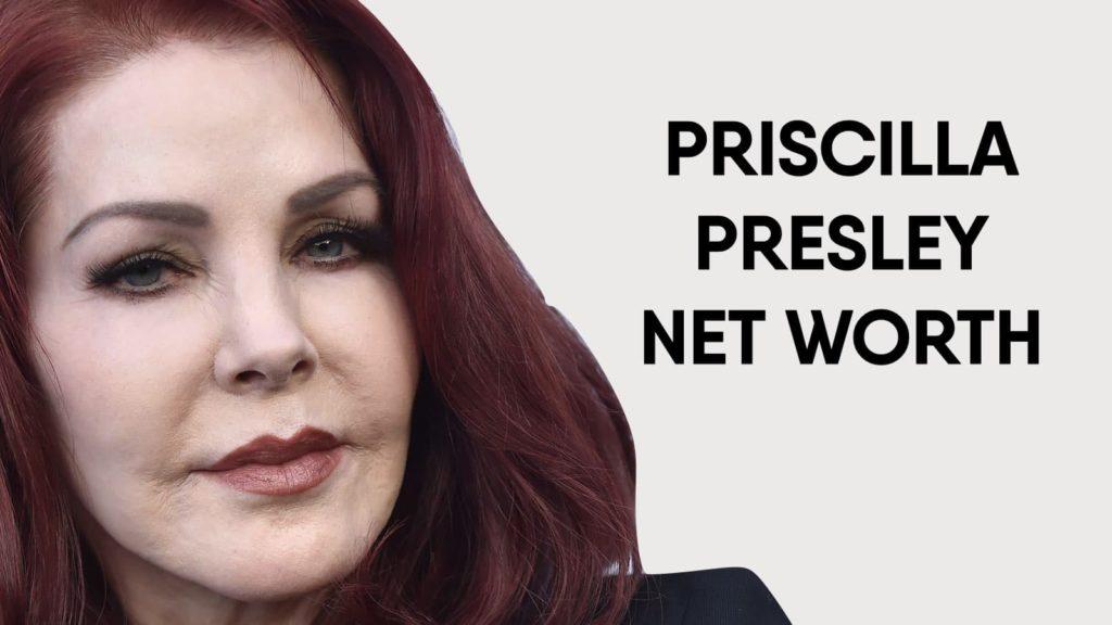 Priscilla Presley Net Worth