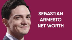 Sebastian Armesto Net Worth