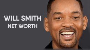 Will Smith Net Worth