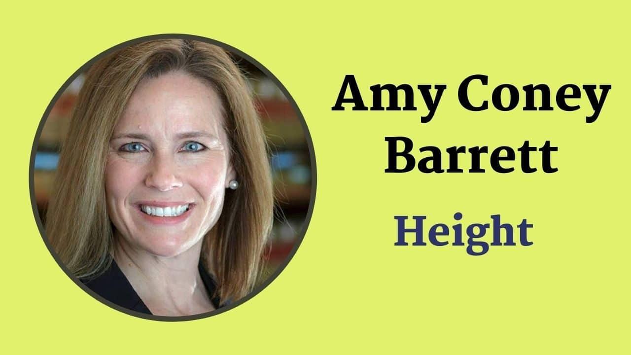 Amy Coney Barrett Height