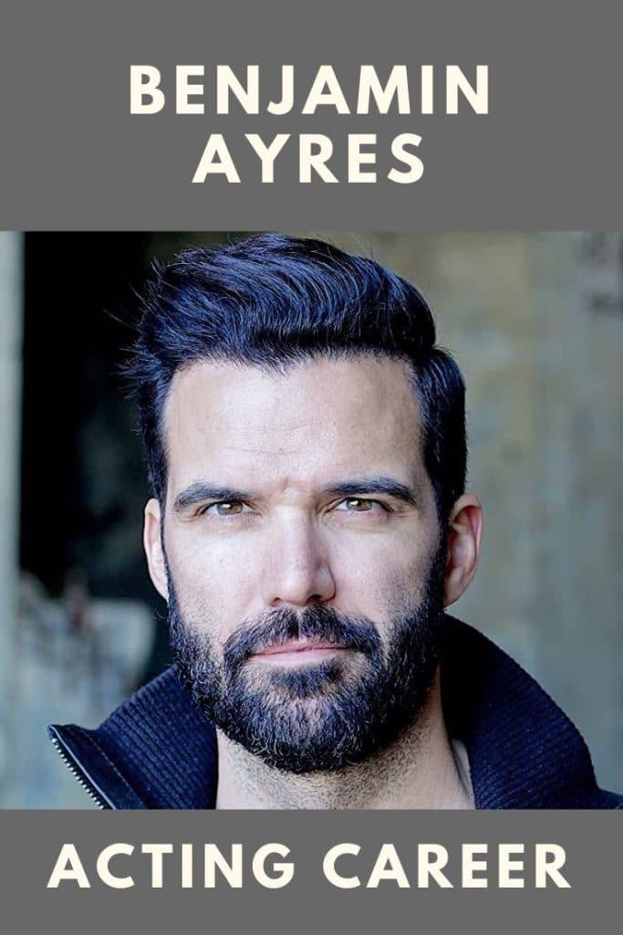 Benjamin Ayres