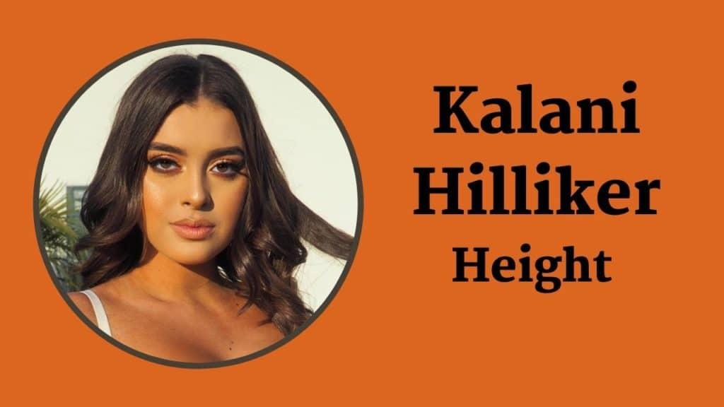Kalani Hilliker