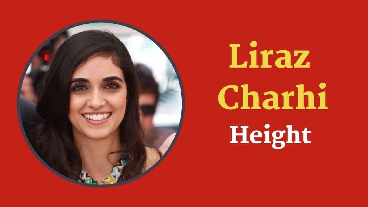 Liraz Charhi Height