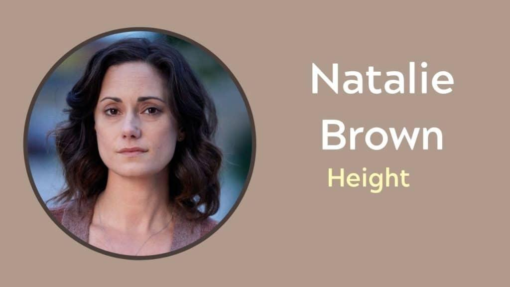Natalie Brown Height