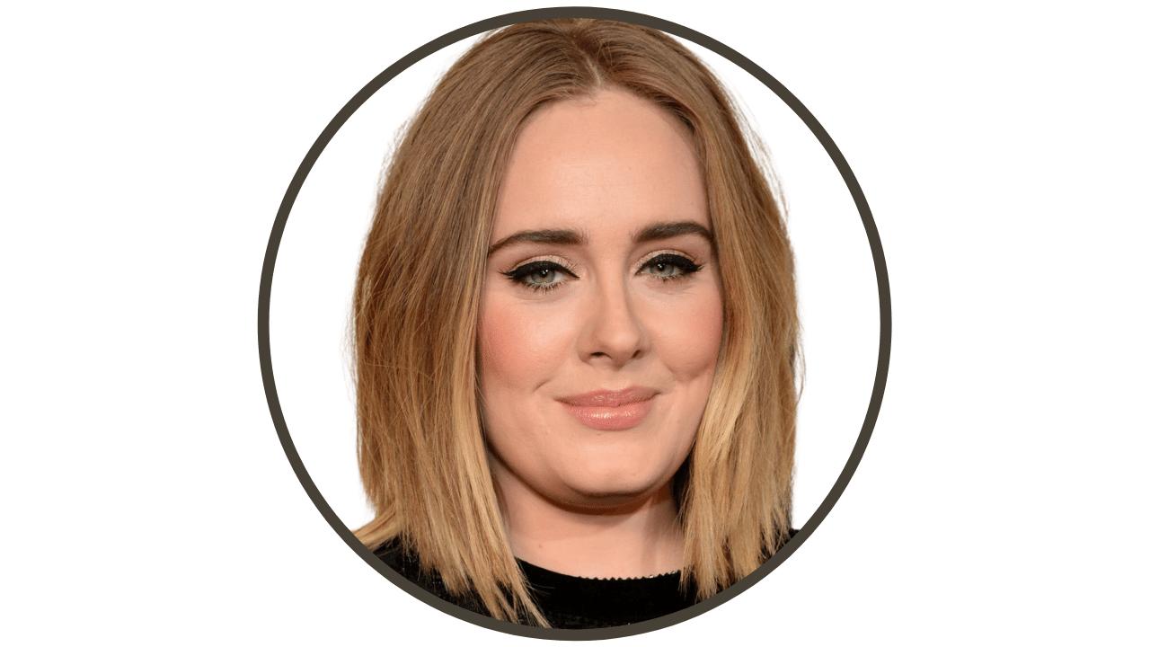 Adele Height
