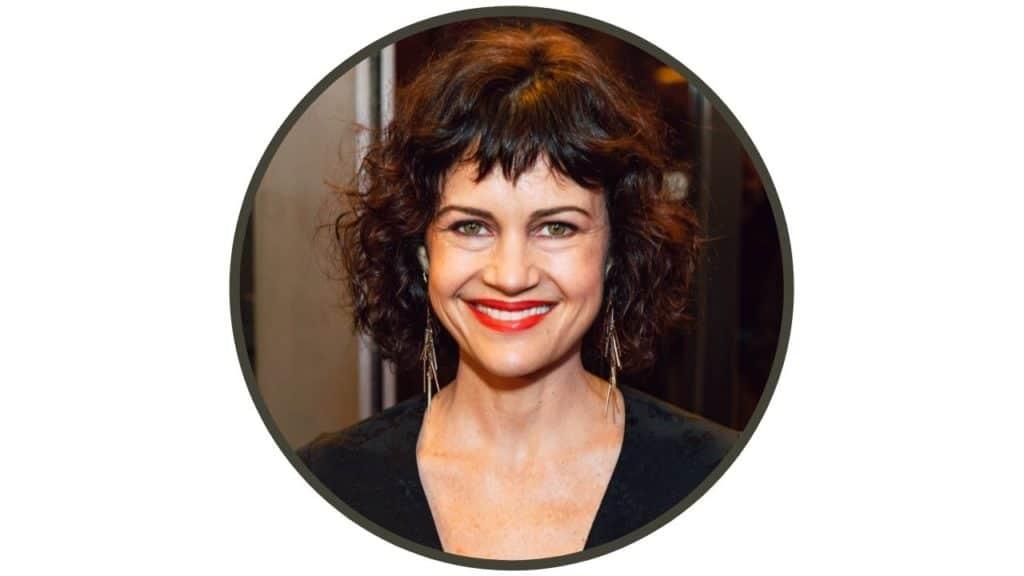Carla Gugino Height