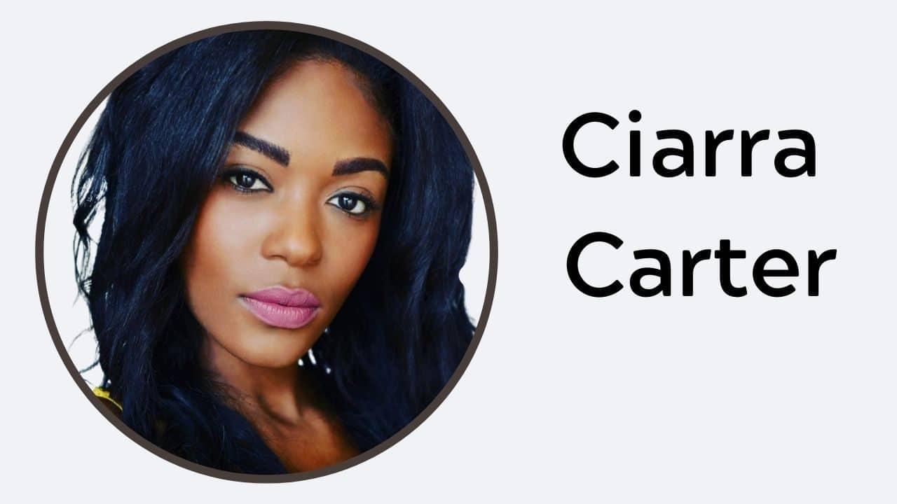 Ciarra Carter Height