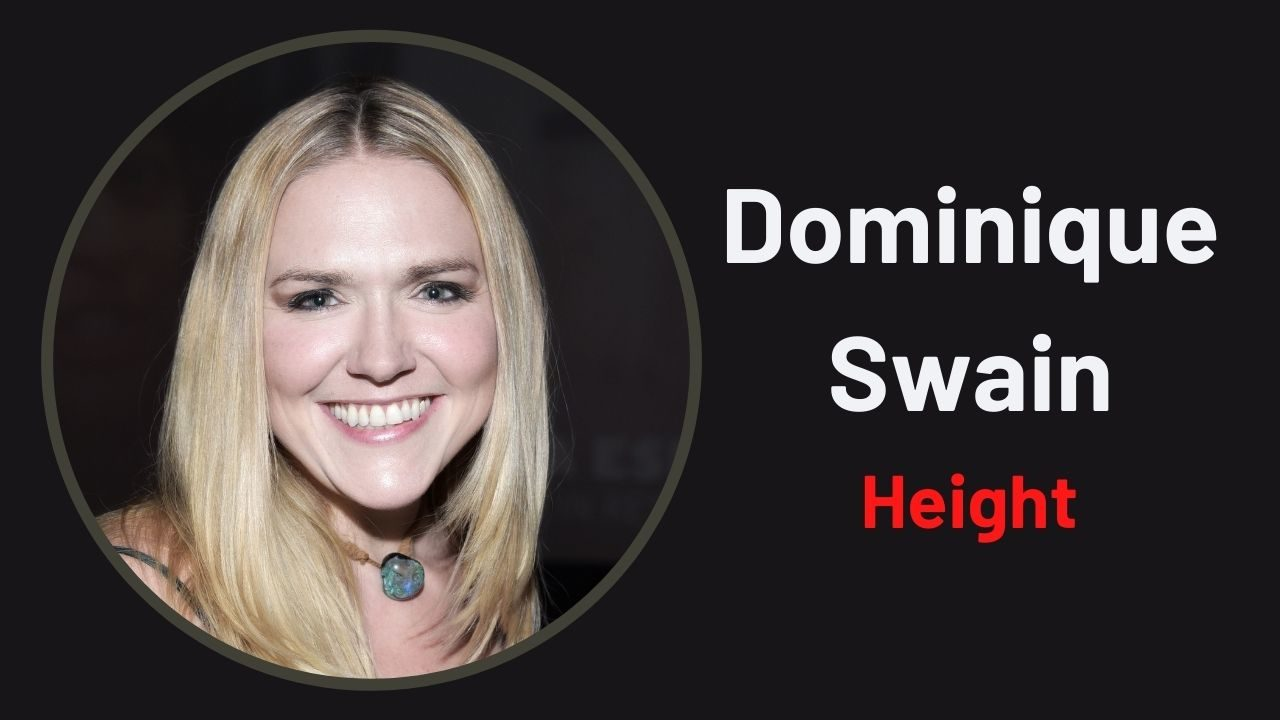 Dominique Swain Height