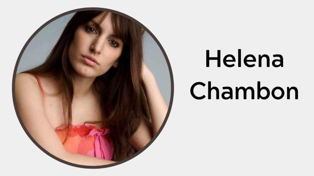 Helena Chambon Height
