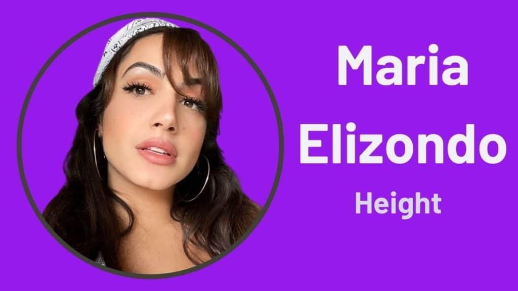 Maria Elizondo Height
