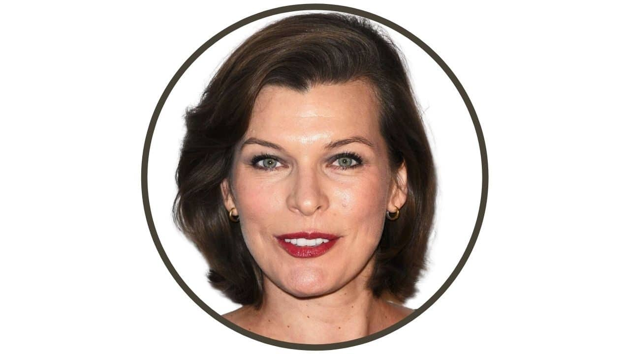 Milla Jovovich Height