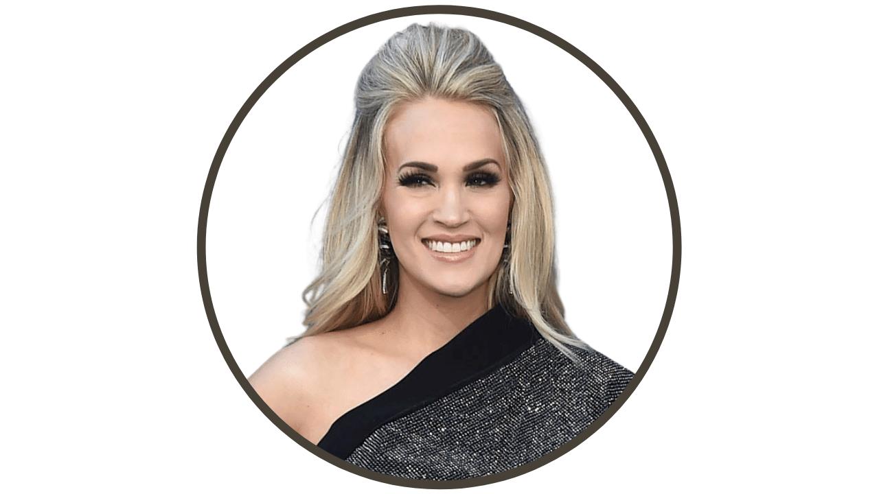 Carrie Underwood Height