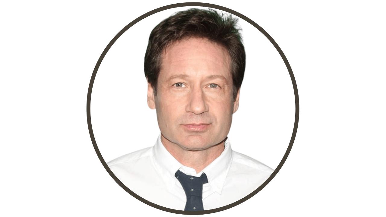 David Duchovny Height