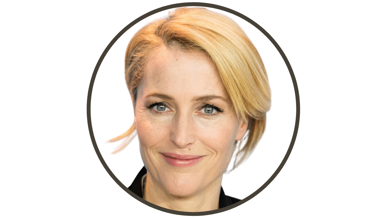 Gillian Anderson Height