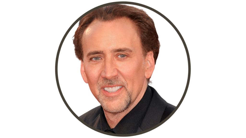 Nicolas Cage Height