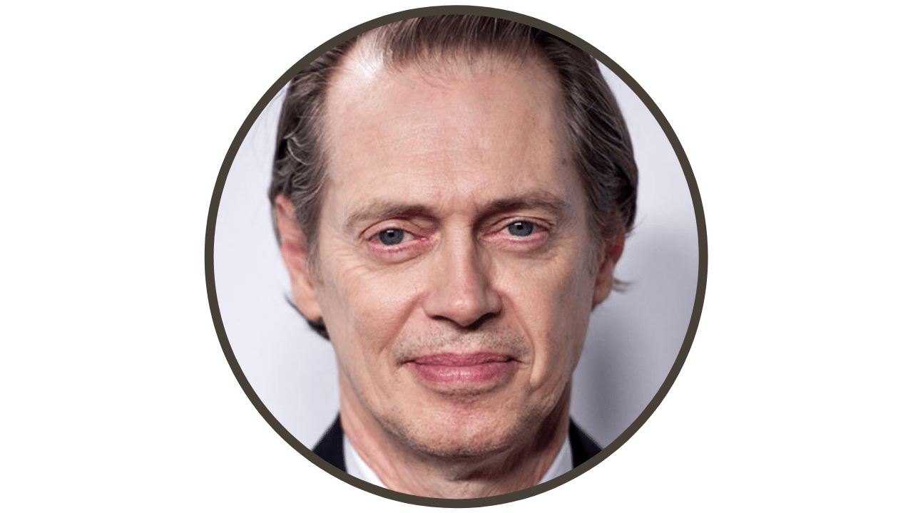 Steve Buscemi Height